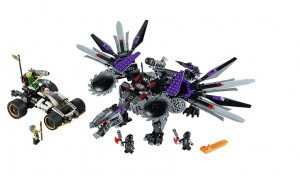 70725 LEGO Ninjago Nindroid MechDragon - Toysnbricks
