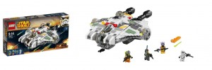 75053 LEGO Star Wars The Ghost - Toysnbricks