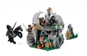 9472 LEGO Lord of the Rings Attack on Weathertop - Toysnbricks