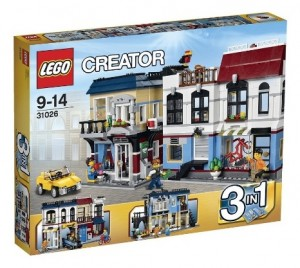 Creator 31026 LEGO Bike Shop and Café - Toysnbricks