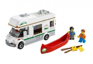 LEGO City Camper Van 60057 - Toysnbricks