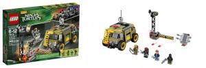 LEGO Ninja Turtles 79115 TMNT Turtle Van Takedown - Toysnbricks