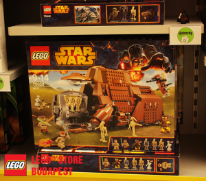 2014 LEGO Star Wars 75058 MTT (pre)