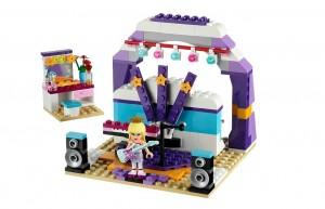 41004 LEGO Friends Rehearsal Stage - Toysnbricks
