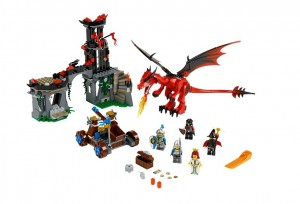 70403 LEGO Castle Dragon Mountain - Toysnbricks