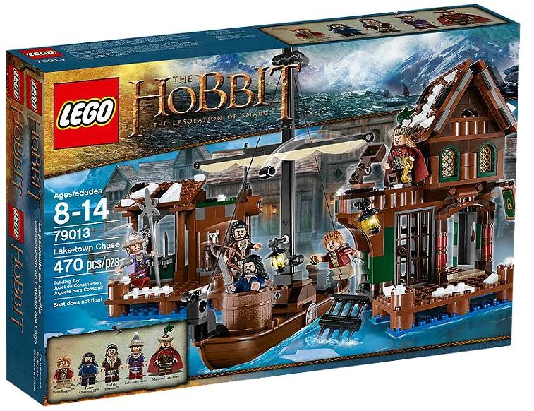 79013 LEGO LOTR Hobbit Lake-town Chase - Toysnbricks