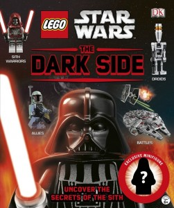 DK LEGO Star Wars The Dark Side Book August 2014