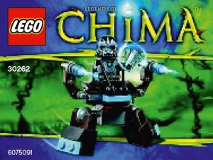 LEGO 30262 Chima Gorzan's Walker Polybag - Toysnbricks