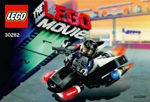 LEGO 30282 Movie Super Secret Police Enforcer Polybag - Toysnbricks
