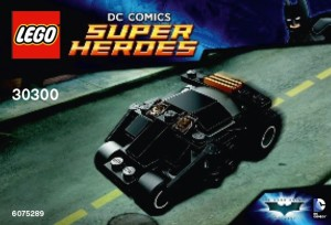 LEGO 30300 Super Heroes Mini Tumbler Polybag - Toysnbricks