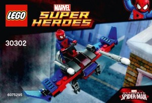 LEGO 30302 Super Heroes Spider-Man Glider Polybag - Toysnbricks