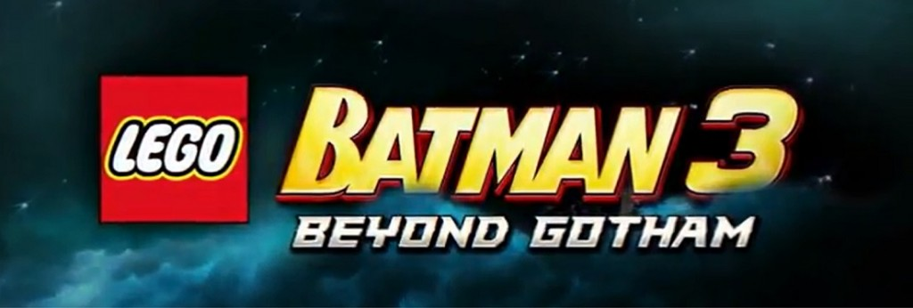 LEGO Batman 3 Beyond Gotham Video Game