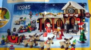 LEGO Creator 10245 Santa's Workshop (Pre)