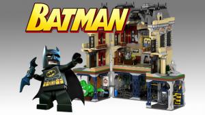 LEGO Ideas Batman Assault on Wayne Manor May 2014