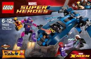 LEGO Super Heroes X-Men vs. The Sentinel 76022 - Toysnbricks