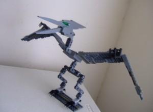 [MOC] LEGO Pteranodon Pteradactyl