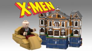 May 2014 LEGO Ideas X-Men X-Mansion