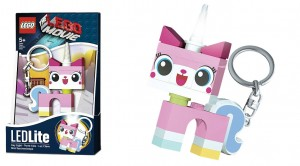 5002916 THE LEGO MOVIE Unikitty Key Light - Toysnbricks