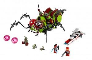 70708 Galaxy Squad LEGO Hive Crawler - Toysnbricks