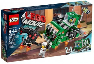 70805 LEGO Movie Trash Chomper - Toysnbricks