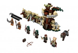79012 LEGO Lord of the Rings Hobbit Mirkwood Elf Army - Toysnbricks