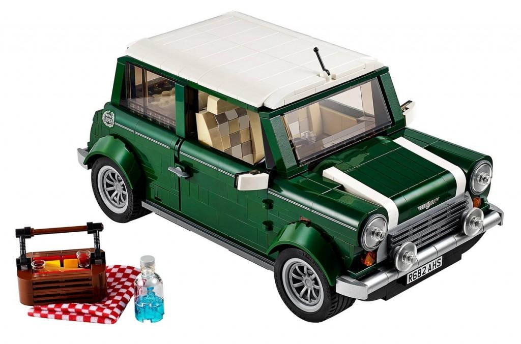 Expert LEGO Creator 10242 MINI Cooper MK VII
