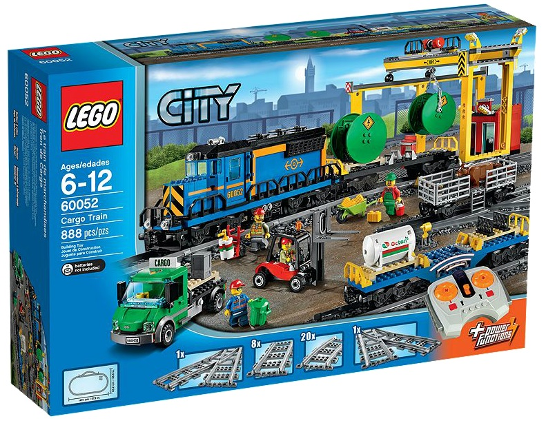 LEGO City 60052 Cargo Train - Toysnbricks
