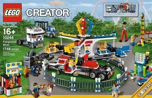 LEGO Creator 10244 Fairground Mixer Expert - Toysnbricks