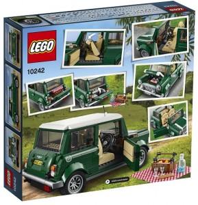 LEGO Expert 10242 MINI Cooper Box Art Back - Toysnbricks