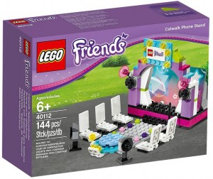 LEGO Friends 40112 Model Catwalk - Toysnbricks