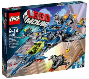 LEGO Movie 70816 Benny's Spaceship, Spaceship, SPACESHIP! - Toysnbricks