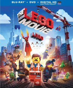 LEGO Movie Blu-Ray, DVD June 2014