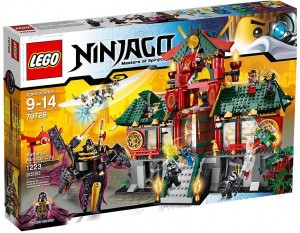 LEGO Ninjago Battle for Ninjago City 70728 - Toysnbricks