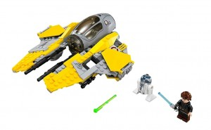 LEGO Star Wars Jedi Interceptor 75038 - Toysnbricks