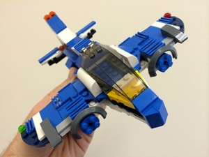 [MOC] kemcab LEGO Spaceships