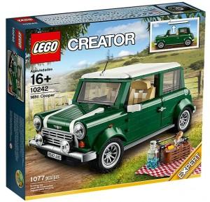 10242 LEGO Creator Expert MINI Cooper - Toysnbricks