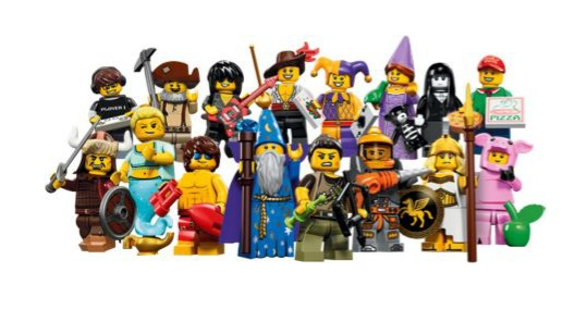 LEGO Minifigures Series 13 (2015) - My Thoughts! - YouTube