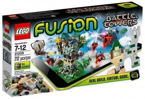 LEGO 21205 Fusion Battle Towers - Toysnbricks