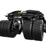 LEGO Batman 76023 The Tumbler UCS Back - Toysnbricks