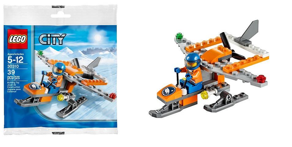 LEGO City Arctic Scout 30310 Polybag - Toysnbricks