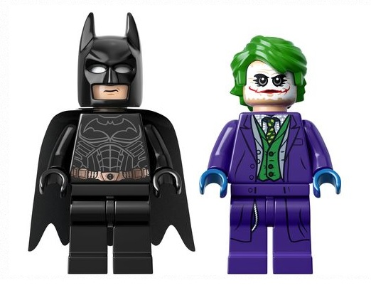 LEGO Dark Knight UCS Tumbler Minifigures Joker & Batman (Pre)