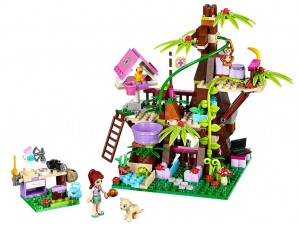 LEGO Friends 41059 Jungle Tree Sanctuary - Toysnbricks
