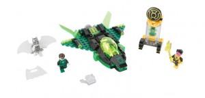 LEGO Green Lantern vs Sinestro DC Comics Super Heroes 76025