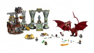 LEGO Hobbit 79018 Lonely Mountain January 2014 (Pre)