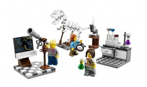 LEGO Ideas 21110 Research Institute - Toysnbricks
