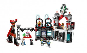 LEGO Movie 70809 Lord Business' Evil Lair - Toysnbricks