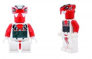LEGO Ninjago Fang-Suei Minifigure Clock 9005251 - Toysnbricks