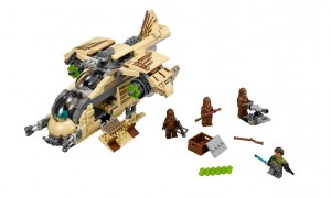 LEGO Star Wars 75084 Wookiee Gunship SDCC 2014 - Available January 2015