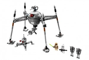 LEGO Star Wars Homing Spider Droid 75016 - Toysnbricks