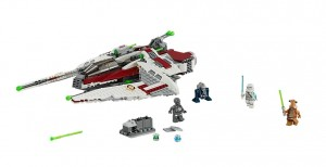 LEGO Star wars Jedi Scout Fighter 75051 - Toysnbricks